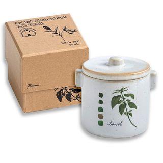 Farm to Table Herb Jar (Basil)