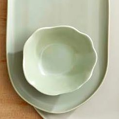 Elemental Dipping Dish, Green