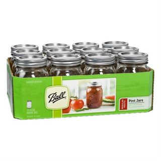 Ball Mason Jar - Pint Regular Mouth 470ml/16oz **30% off selected Ball**