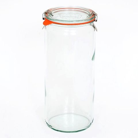 Weck, Cylinder Jar, 1 L, M (min 6)