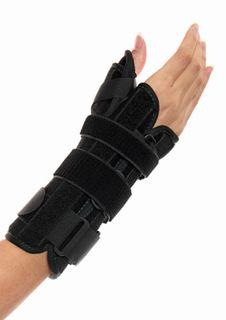 Wrist spica | finger braces