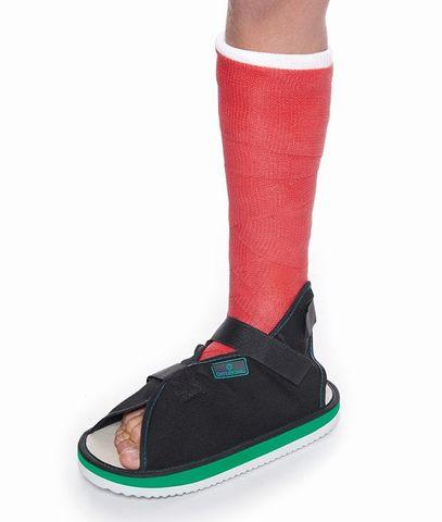 OrthoCast Shoe