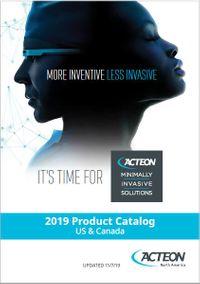 Acteon Catalogue