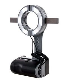 CocoLux Mobile Dental Photography Light