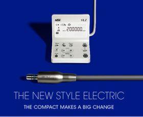 NSK NLZE electric micromotor system