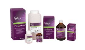 PalaXtreme – High-impact, self-curing acrylic for every indication.