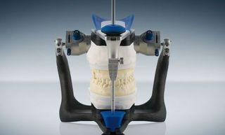 ARTICULATOR, FACEBOW & SPLITEX