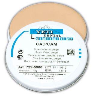 CAD CAM WAXES