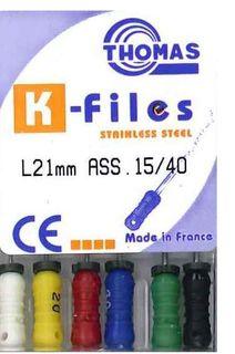 K FILES