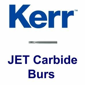JET CARBIDE BURS