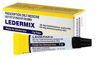 LEDERMIX PASTE 5G 9267-05 7698