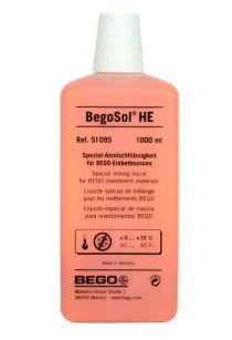 BEGOSOL HE LIQUID FOR VARSEOVEST 1 LITRE