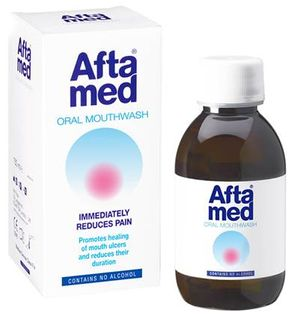 AFTAMED MOUTHWASH 150ML BOTTLE /EACH