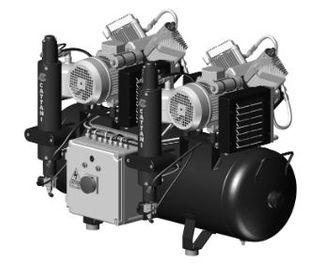 COMPRESSOR AC400 FOR 5-6 SURGERIES