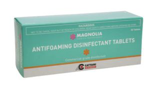 ANTIFOAMING DISINFECTANT TABLETS/50