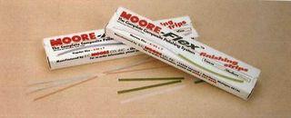 MOORE FLEX FINISHING STRIP FINE/UFIN/100