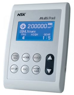NSK MICROMOTOR NLX ELECTRIC LED MULTIPAD
