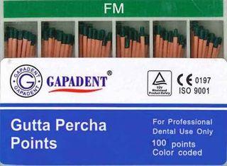 GUTTA PERCHA POINTS FM ACCESSORY BOX 120
