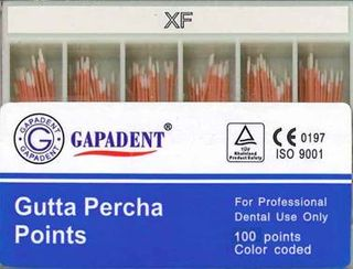 GUTTA PERCHA POINTS XF ACCESSORY BOX 100