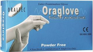 ORAGLOVES LATEX PFREE SMALL /100