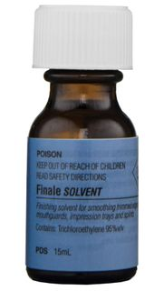 *DG* FINALE SOLVENT 15ML BOTTLE