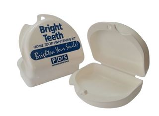 PDS MOUTHGUARD BOX WHITE