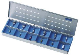 PARTS CASSETTE 12 COMPARTMENTS