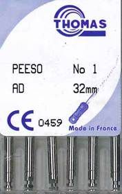 PEESO REAMERS 1/6