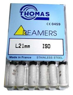 REAMERS 21MM 8/6