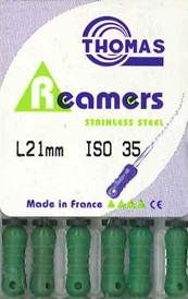 REAMERS 21MM 35 / 6