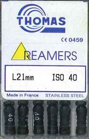 REAMERS 21MM 40 / 6
