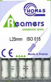 REAMERS 25MM 15 / 6
