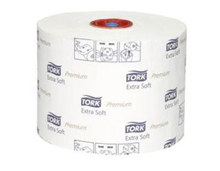 TORK TOILET ROLL COMPACT SOFT T6