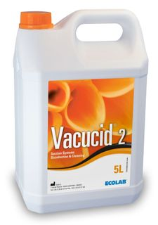 *DG* VACUCID 2 SUCTION CLEANER 5 LITRE
