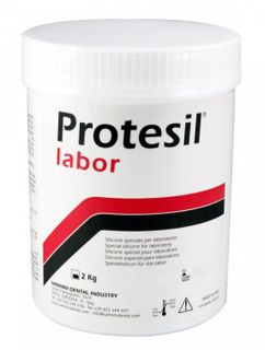 PROTESIL LAB PUTTY 2KG 1200ML TUB