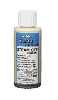 STEAM OFF SPACER VANILLA