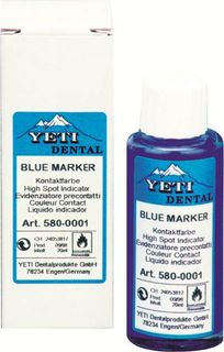 BLUE MARKER 20ML BOTTLE