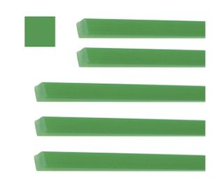 WAX IQ QUADRO STICK GREEN 3.0MM