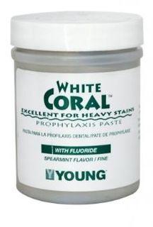 PROPHY PASTE CORAL WHITE FINE 250G