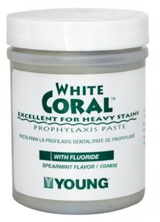 PROPHY PASTE CORAL WHITE COARSE 250G