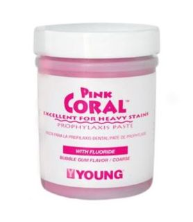 PROPHY PASTE CORAL PINK COARSE 250G