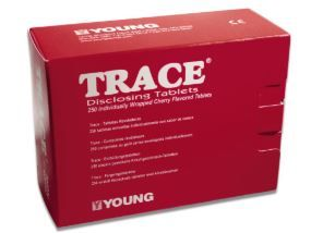 TRACE DISCLOSING TABLETS/250