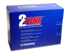 2 TONE DISCLOSING TABLETS/250