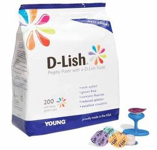 D-LISH PROPHY PASTE MINT MEDIUM/200