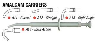 AMALGAM CARRIER A13 RA 90 DEGREE