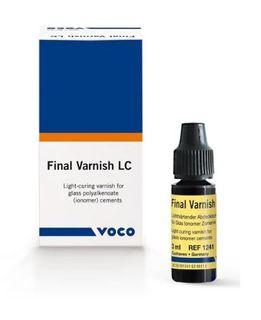 FINAL VARNISH LC 2 X 3ML BOTTLES