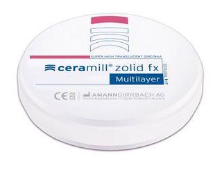 CERAMILL ZOLID FX MLA2/A3 98X16MM ROUND