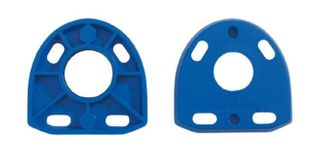 MODEL PLATE BLUE PKT 50