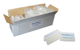 ORTHO RELIEF PLAIN WAX BOX 50 PKTS