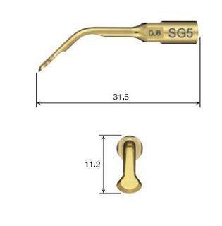 NSK SG5 VARIOSURG SCRAPER TIP STRAIGHT